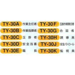 安全ベスト 差込み式ベスト用 差込みシート(2枚1組)TY-30AK|anzen-signshop