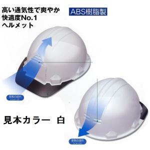 爽やかヘルメット 快適度NO,1 高い通気性 墜落時保護(スチロール入り)ヘルメット レジャー・防災・工事用 FP-1F|anzen-signshop