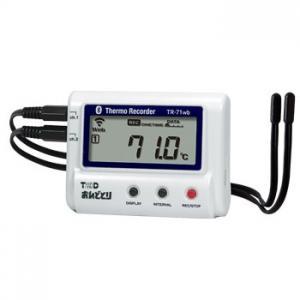 データロガー「おんどとり」 温度記録計 TR-71wf ソフトウェア付き(SO-15C1)(送料無料 一部地域除く)|anzen-signshop