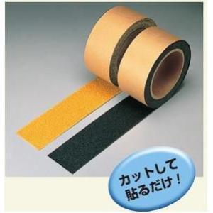 すべり止めテープ(粘着性) 平面用 危険防止テープ 374-92.94 50mm×5m|anzen-signshop