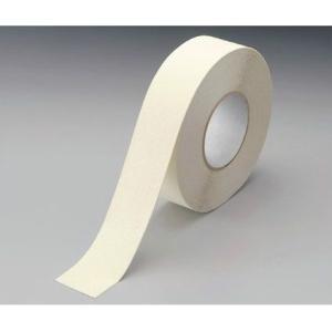 アンチスリップテープ 蓄光タイプ 裏粘着 50mm×18m 863-393|anzen-signshop