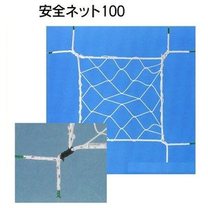 安全ネット 100 墜落・転落防止ネット 5×5 大嘉産業|anzen-signshop