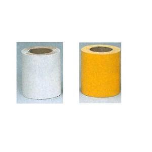 駐車場用路面専用テープ(粘着性) 150mm幅×5m 白・黄 TP-202|anzen-signshop