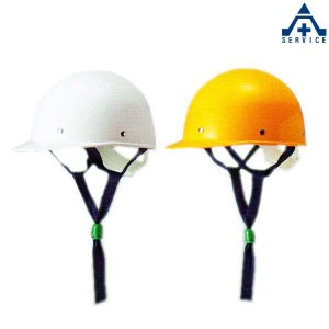 子供用 ヘルメット 進和化学工業 D型 ホワイト イエロー (メーカー直送/代引き決済不可)|anzenkiki