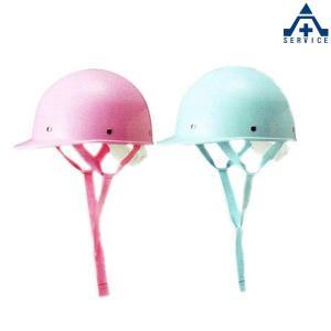 子供用 ヘルメット 進和化学工業 D型 パステルブルー パステルピンク (メーカー直送/代引き決済不可)|anzenkiki