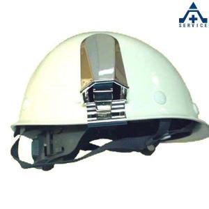 ヘルメット用 ホイッスルホルダー シルバー anzenkiki