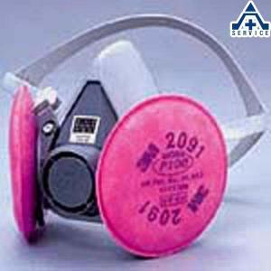 防じんマスク 6000/2091−RL3 メーカー:3M|anzenkiki