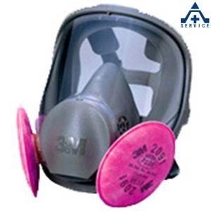 3M スリーエム 防じんマスク  6000F/2091-RL3|anzenkiki