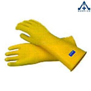 化学防護手袋 重松製作所 GL-11-37 アスベスト (石綿)対策用 (個人宅発送不可/代引き決済不可)|anzenkiki