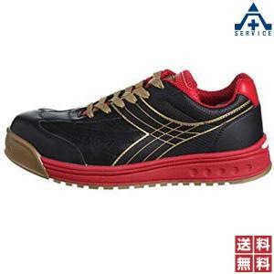安全靴 ディアドラPEACOCK(ピーコック) PC-22 ブラック/ブラック|anzenkiki