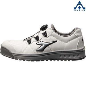 安全靴 ディアドラ フィンチ FC-181 ホワイト/シルバー/ホワイト|anzenkiki