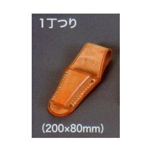 【皮革製ペンチ差し 1丁つり】  anzenkiki