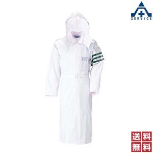 交通腕章付 雨合羽 レインストーリー537(男性用コートタイプ) 4L|anzenkiki