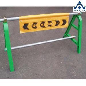単管用シート 安全+第一  工事現場 単管ポール用 バリケード用 イメージアップ エプロン|anzenkiki