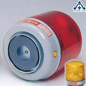 ED-6240 EDライト LED点滅回転灯 乾電池式 マグネットタイプ (メーカー直送/代引き決済不可)車載回転灯 パトライト 車外回転灯 表示灯 車外灯 マーカーラ|anzenkiki