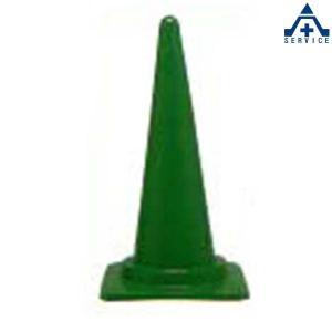 グリーンコーン S-70G (高さ=700mm)(メーカー直送/代引き決済不可)カラーコーン パイロン セフティコーン セーフティコーン セフティコーン 日本製 緑 anzenkiki