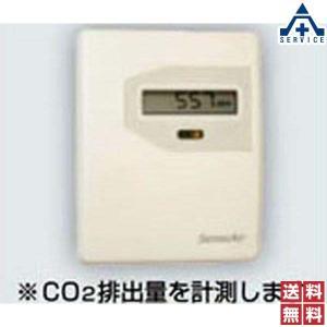 ティオック LED環境表示器用 CO2センサー (メーカー直送/代引き決済不可)表示器 気温 湿度センサー 振動 騒音センサー NETIS登録|anzenkiki