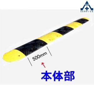 減速板  減速くん TYPE4 本体部  サイズ:500×350×H50mm |anzenkiki