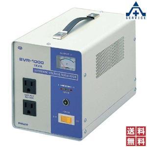 日動工業 交流定電圧電源装置 (屋内型)SVR-2000 (メーカー直送/代引き決済不可)交流安定化電源 変圧器 サイリスタ式 NICHIDO|anzenkiki