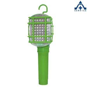 日動工業 LEDハンディーライト LEH-63P (メーカー直送/代引き決済不可)充電式ライト 作業灯 作業用ライト 照明 LEDハンディライト 防災 NICHIDO anzenkiki