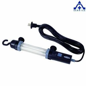 日動工業 簡易防雨型蛍光ハンディーライト 13Wインバーター式 FHW-13N-5M-B (メーカー直送/代引き決済不可)作業灯 作業用ライト 照明 LEDハンディライト anzenkiki