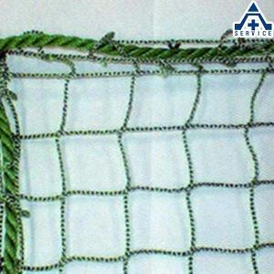 エステル 養生ネット (5m×10m)養生グリーンネット 安全ネット ポリエステル製 30mm目|anzenkiki