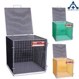 どこでもゴミBOX ミニミニ 折りたたみ式 サイズ:500×500×高さ500mm|anzenkiki