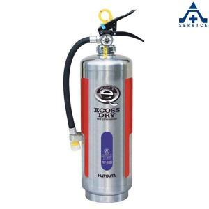 バーストレス消火器 蓄圧式(ステンレス) PEP-10DS リサイクルシール付|anzenkiki