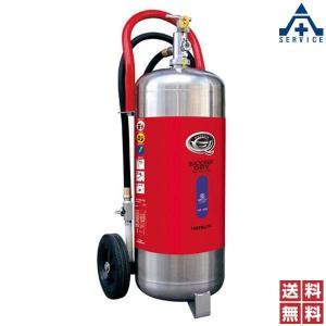 バーストレス消火器 蓄圧式(ステンレス)  PEP-50S リサイクルシール付|anzenkiki