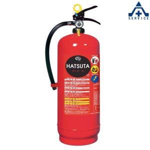 バーストレス消火器 蓄圧式(スチール) ALS-6 リサイクルシール付|anzenkiki