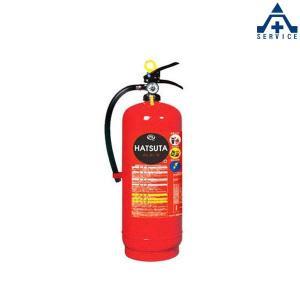 初田製作所 ALS-8 バーストレス 消火器 蓄圧式 (スチール)リサイクルシール付 (メーカー直送/代引き決済不可)HATSUTA 強化液 anzenkiki
