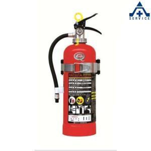 バーストレス消火器 蓄圧式(スチール) PEP-10V 自動車用 リサイクルシール付|anzenkiki