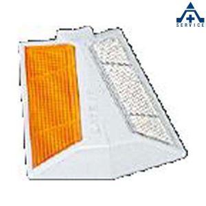キャットアイ マーカー DR210 角度付 (メーカー直送/代引き決済不可)CATEYE 縁石マーカー 反射材 リフレクター デリネーター|anzenkiki