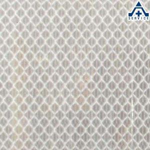 カプセルプリズム型高輝度反射シート PX8470(白色) NETIS登録済 サイズ:300mm×300mm|anzenkiki