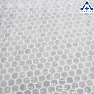 エイブリー デニソン 夜光反射シート 白色 (300×300mm)高輝度 マイクロ プリズム反射 反射材 反射シール リフレクター 再帰反射 のり付 夜間 ホワイト|anzenkiki