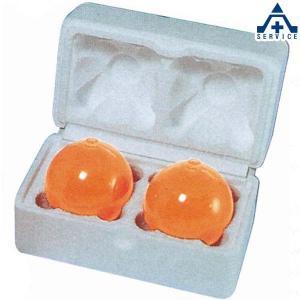防犯カラーボール 2個入 M-626|anzenkiki