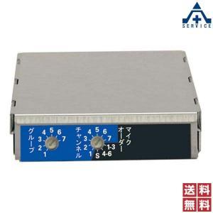UNI-PEX ワイヤレスチューナーユニット DU-850A (メーカー直送/代引き決済不可)ユニペックス UNIPEX 日本電音 800MHz帯 ダイバシティ方式 DC12V|anzenkiki