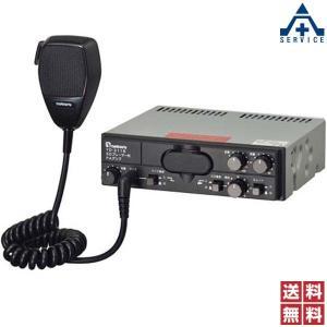 ノボル電機 SDカード搭載アンプ (DC12V車用)YD-311B (メーカー直送/代引き決済不可)noboru 車載用 SDプレイヤー付 PAアンプ|anzenkiki