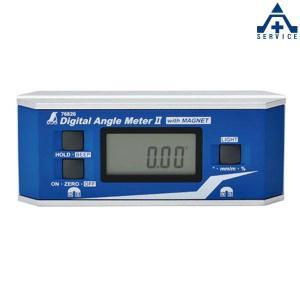 シンワ測定 デジタルアングルメーター 76826  防塵 防水 角度 勾配 立ち上がり 測量 ライト付き|anzenkiki