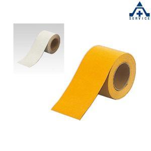 374-27〜28 ユニラインテープ (反射タイプ)(100mm×5m)374-28 路面貼り用テープ 路面用テープ 駐車場ラインテープ|anzenkiki
