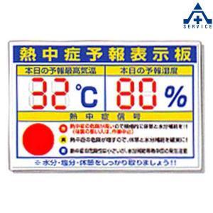 熱中症予報表示板 CN1005