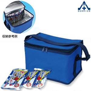 CN-5061 保冷バッグキット  熱中症予防 工事現場 熱中症対策 作業員 食中毒対策 anzenkiki