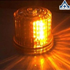 電池式LED回転灯(オレンジ) LKB-4Y|anzenkiki