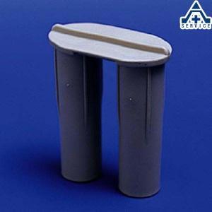 ディックフェンス用ジョイントのみ 958-10 (メーカー直送/代引き決済不可)樹脂製ガードフェンス プラスチックフェンス 簡易フェンス 仮設フェンス 工事現|anzenkiki
