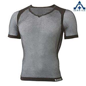 熱中症対策  グッズ DRYショートスリーブシャツ 3510-K |anzenkiki