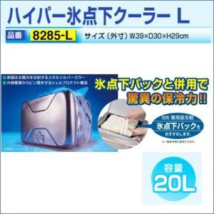 熱中症対策 ハイパー氷点下クーラー(20リットル) 8285-L|anzenkiki