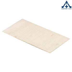 332-10 ベニヤ板 (600×300×5.5mm)木材 無地板 素材|anzenkiki