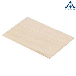 332-11 ベニヤ板 (600×450×5.5mm)木材 無地板 素材|anzenkiki