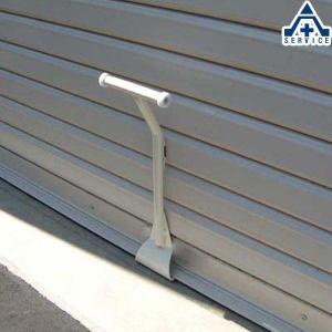 シャ楽 らくらくシャッター開閉器  車庫用品 ガレージ用品|anzenkiki