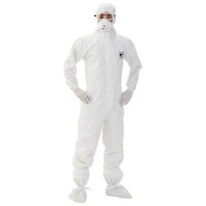(エイブル山内)高性能カバーオールセット(感染症対策)|anzenmall
